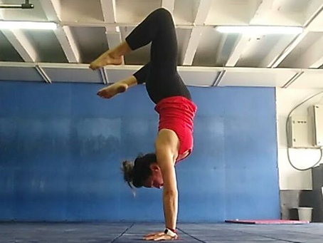 Can you do Handstands during Pregnancy?