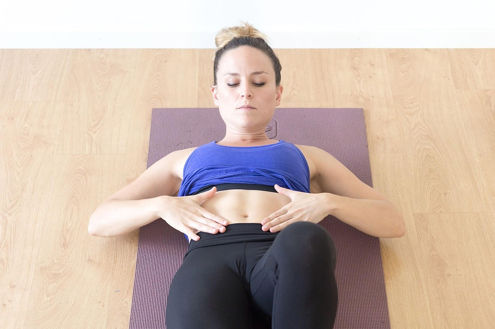 how to strengthen your core after pregnancy