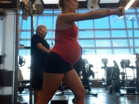 Top 5 Pregnancy Core Exercises
