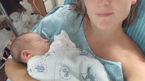Why I'm choosing a planned c-section and not a VBAC.