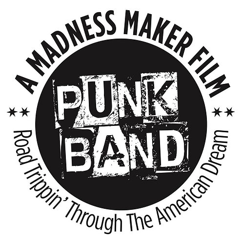 "MMF ""PUNK BAND"" STICKER"