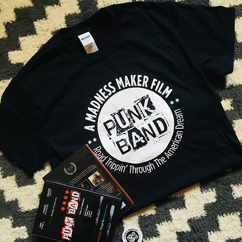Punk Band Film - DVD Bundle
