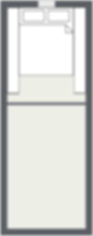 Planlösning minihus Lilja plan 2