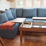 Smart soffbord med dold förvaring och höjbar bordsyta