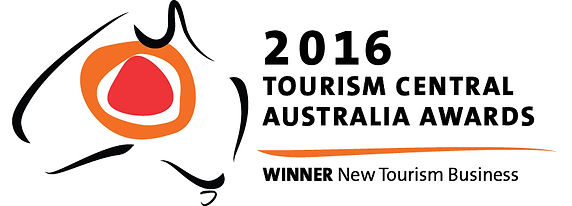 2016 Tourism Central Australia Awards winner new tourism business