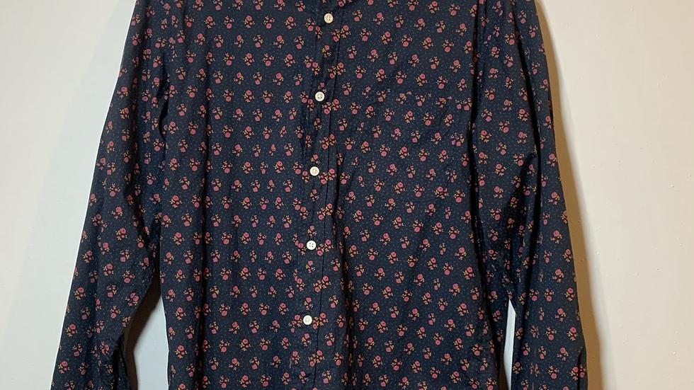 Medium j.crew Rose Dress shirt