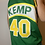Thumbnail: Medium Adidas Shawn Kemp SuperSonics Jersey