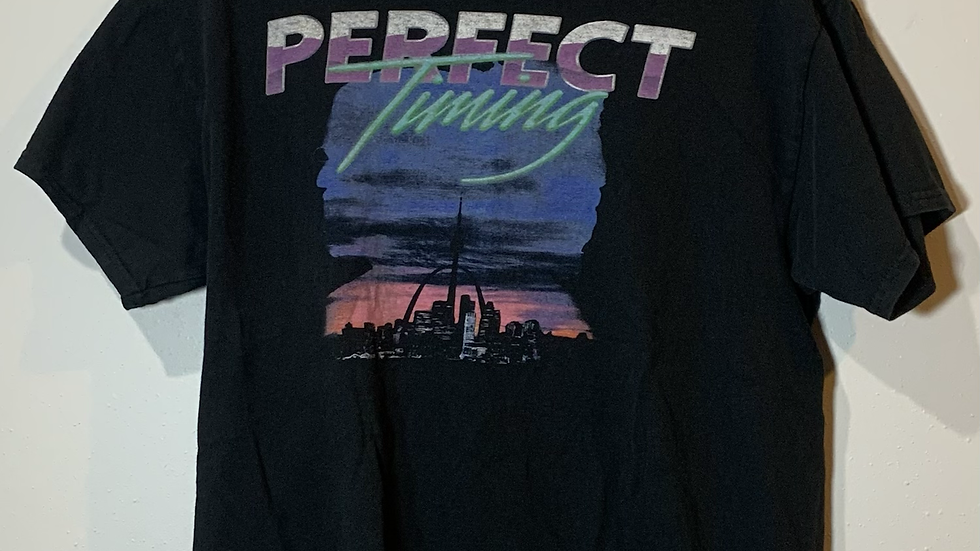 Large NAV Perfect Timing T-Shirt