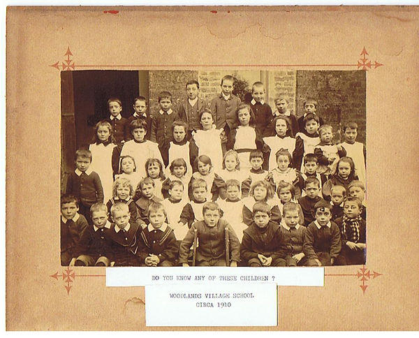 EWVH: school children 1920