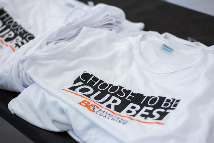עיצוב חולצות לבאסקטבול קואצ'ינג