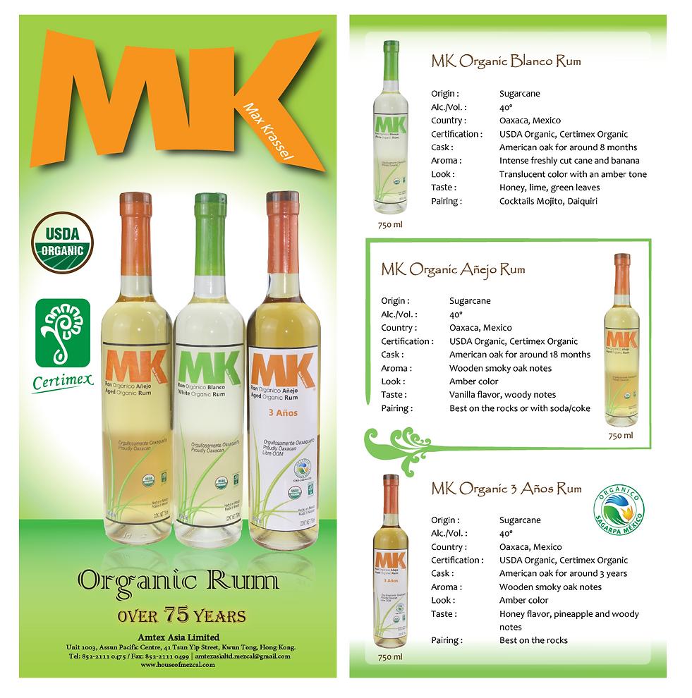 Organic Rum Hong Kong