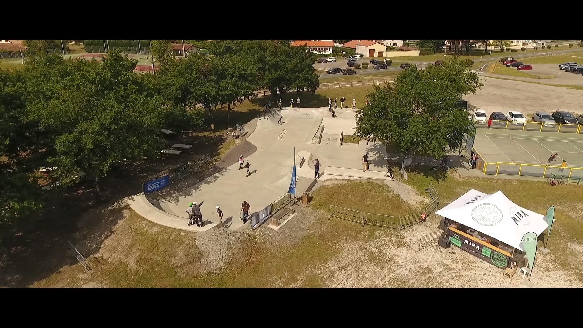 Championnat de Gironde Skate 2019 - 1ère étape - Le Barp