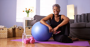 Black female exercise ball.jpg
