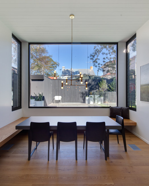 Architectural photography Sydney | Balmain Home Dining