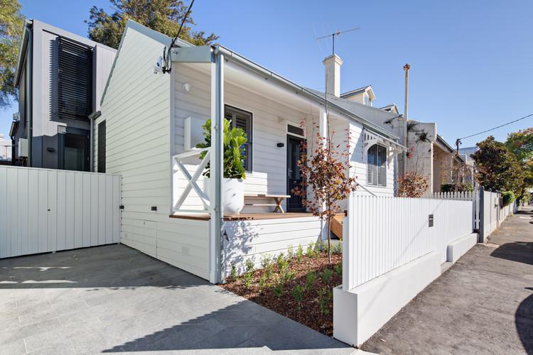 Architectural photography Sydney | Balmain Home Exterior