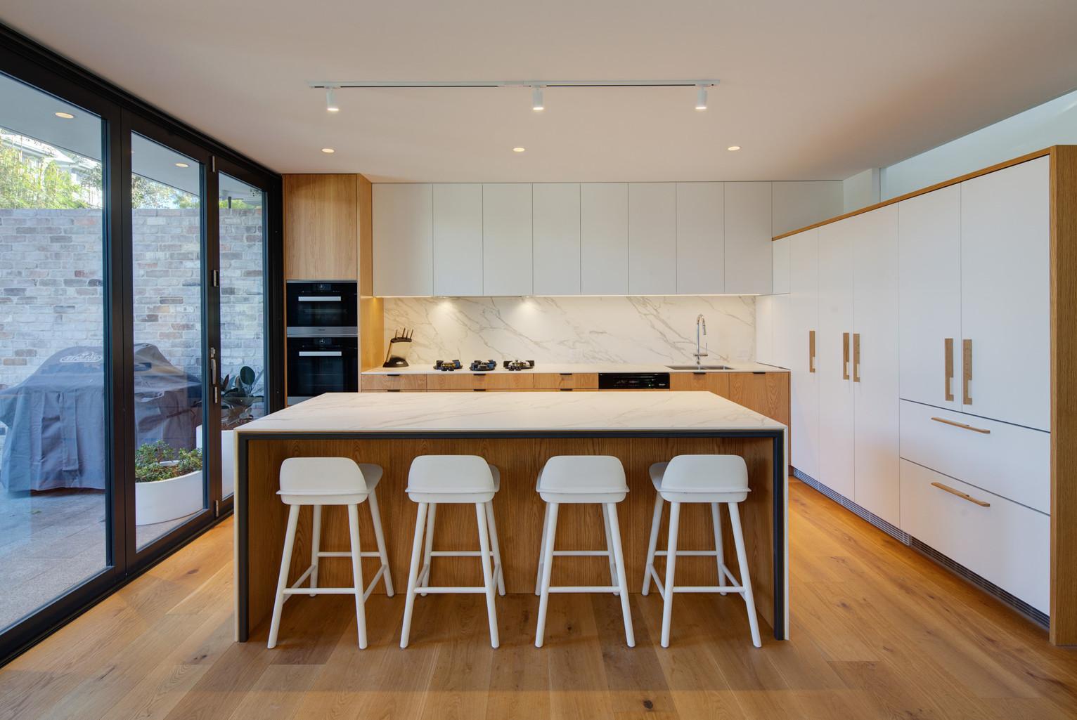Architectural photography Sydney | Balmain Home Kitchen