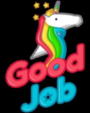 GoodJob(Unicorn-Face-2-hornfixed-500).pn