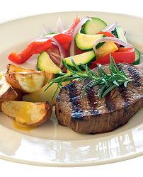 Steak Dinner Mississauga Personal Trainer