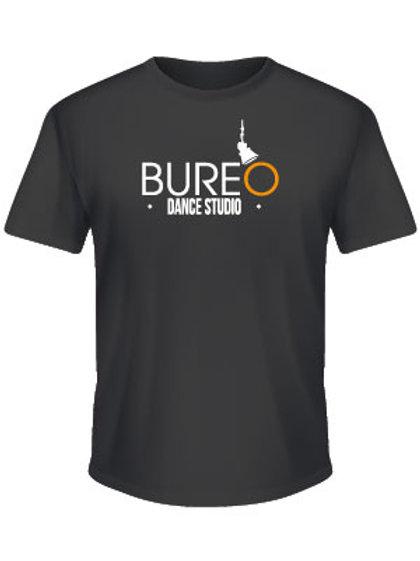 Camiseta Bureo Negra
