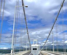 室蘭白鳥大橋