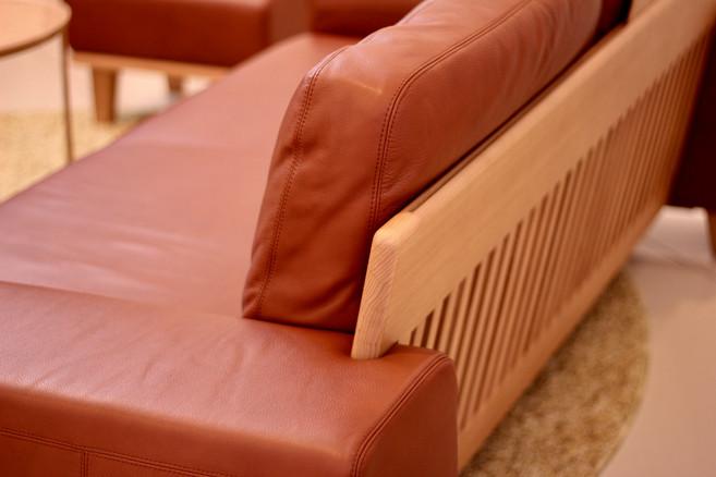 座面が広いソファー