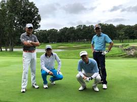 中国の富裕層とゴルフ