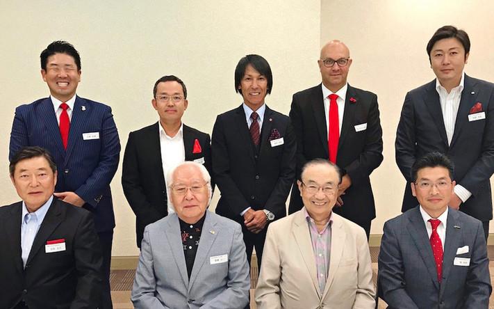土屋人間社長塾OB会セミナー