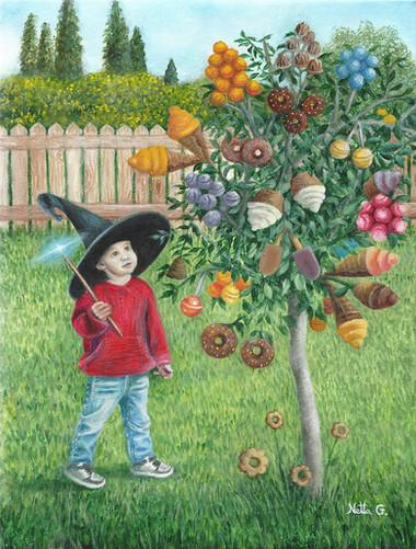 עץ הממתקים
