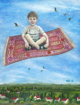 שטיח מעופף