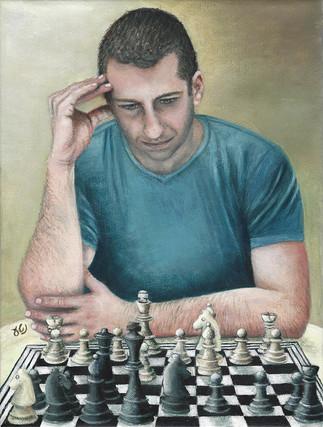 שחקן השחמט