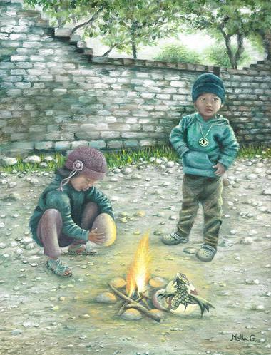 לידת הדרקונים