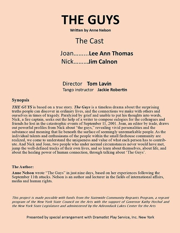 Online Playbill THE GUYS page 2.jpg
