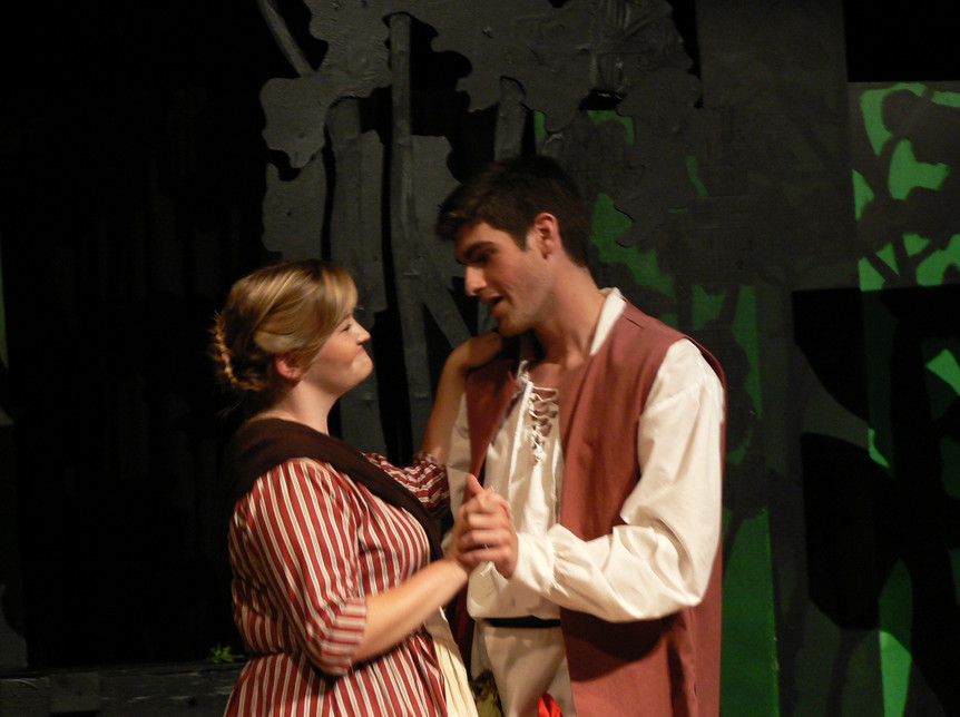 Baker & Wife Into The Woods