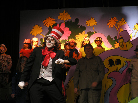 Seussical the Musical - The Cat In The Hat