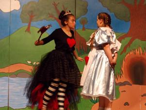 Alice In Wonderland Jr Annika Lizardi