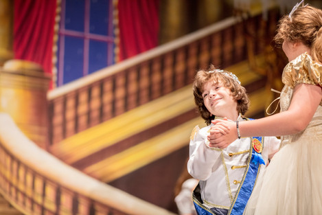 Cindrella Kids Shay Trunck (Prince)