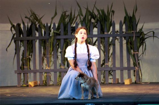 Wizard of Oz Johanna Meyer (Dorothy)