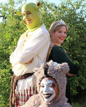 Shrek Jr James Matthews (Shrek), Daniell
