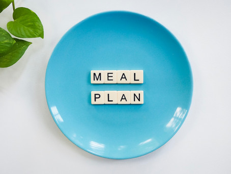 Meal plan: cos'è e perchè è tanto utile?