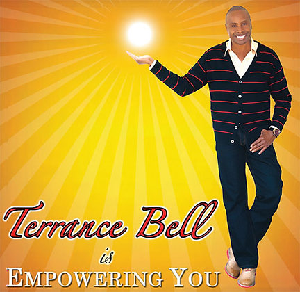 AUDIO CD - Terrance Bell is Empowering You