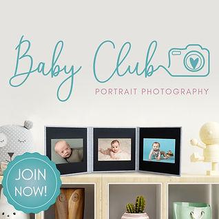 Baby club folio [portrait photography] c