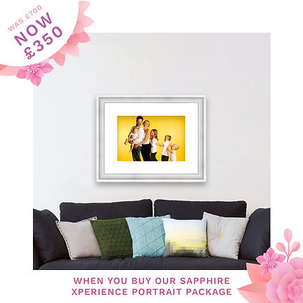 Mother's Day Sale Ads frames [Sapphire].