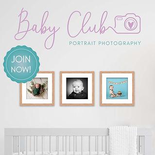 Baby Club buget range [Portrait photogra