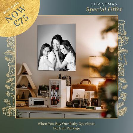 Christmas Sale Ads frames -ruby offer.jp