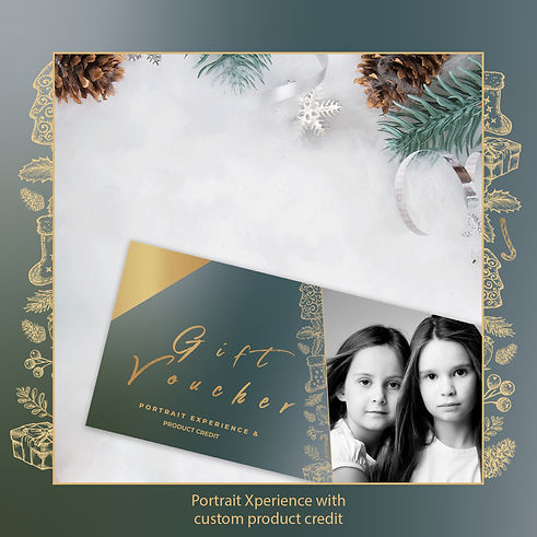 Christmas Sale Ads frames product credit