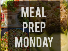 Meal Prep Monday (Dry Beans)