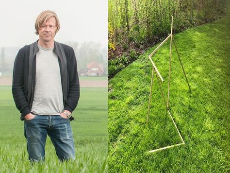 Nieuw kunstwerk onthuld op Schelde-Eiland