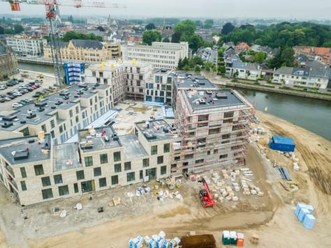 Oplevering Schelde-Eiland in zicht!
