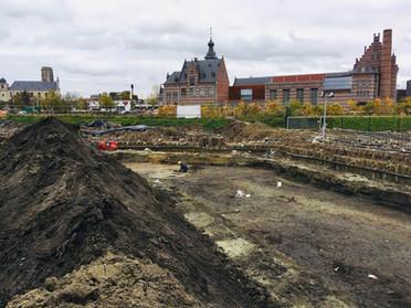 Archeologisch onderzoek gestart op Keerdoksite