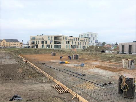Werken Schelde-Eiland fase II volop gestart